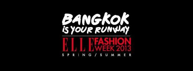 Bangkok Elle Fashion Week Spring/Summer 2013