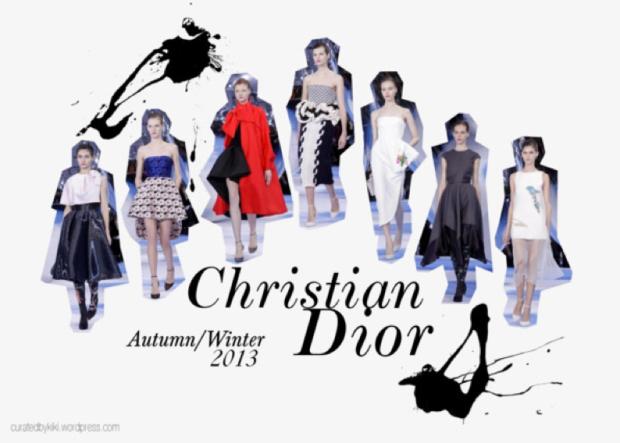 Christian Dior Fall/Winter 2013