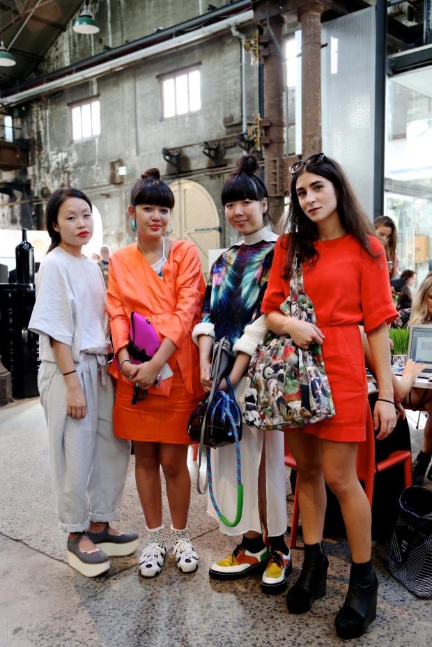 MBFWA Street style Day 2